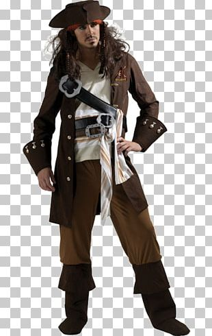 Jack Sparrow Pirates Of The Caribbean Costume Party Piracy PNG
