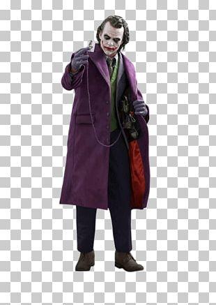 Joker Superman Action & Toy Figures Hot Toys Limited Model Figure PNG