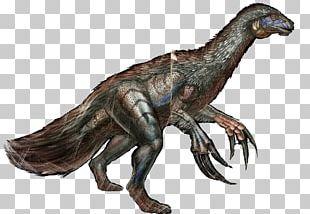 ARK: Survival Evolved Therizinosaurus Parasaurolophus Tyrannosaurus Carnotaurus PNG