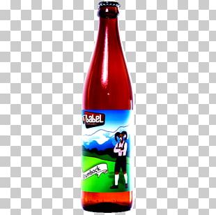 Glass Bottle Fizzy Drinks Beer Bottle Water PNG