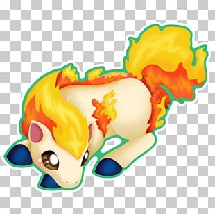 Pikachu Pokémon HeartGold And SoulSilver Pokémon Red And Blue Pokémon FireRed And LeafGreen Rapidash PNG