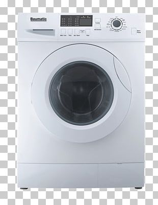 Washing Machines Laundry Clothes Dryer Home Appliance PNG