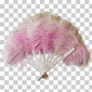 Common Ostrich Feather Boa Purple Lavender PNG