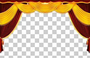 Theater Drapes And Stage Curtains Theatre PNG
