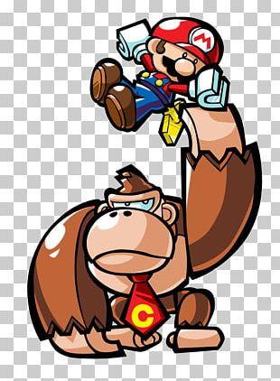 Mario Vs. Donkey Kong: Mini-Land Mayhem! Mario Vs. Donkey Kong 2: March Of The Minis Mario Vs. Donkey Kong: Minis March Again! Donkey Kong Jr. PNG
