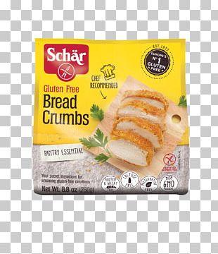 White Bread Bread Crumbs Dr. Schär AG / SPA Gluten-free Diet PNG