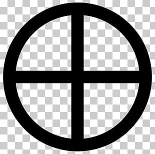 Earth Symbol Earth Symbol Sun Cross Astronomical Symbols PNG