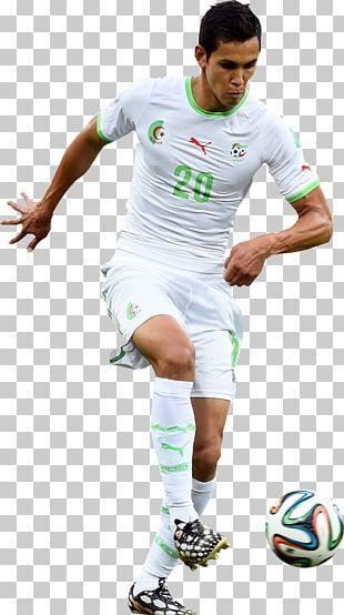 Algeria National Football Team Soccer Player Football Player PNG