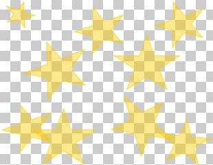 Line Point Angle Star Font PNG