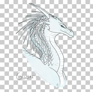 Wings Of Fire The Dragonet Prophecy Perito Moreno Glacier Drawing PNG