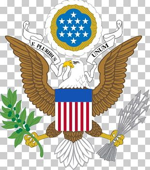 Great Seal Of The United States Coat Of Arms Crest PNG