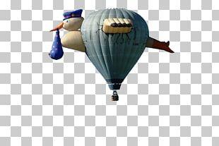 Hot Air Balloon Duck PNG