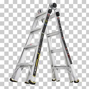 Gorilla Ladders GLA-MPX 17 Xtend+Climb Pro Series 785P Telescoping Ladder Gorilla Ladders GLF-5X Aluminium PNG