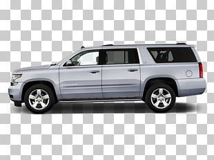 2018 Chevrolet Suburban Car General Motors GMC PNG