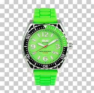 Orient Watch Diving Watch Clock Muff PNG