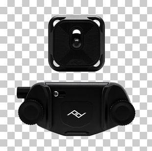 Peak Design Capture Camera Clip V3 Camera Lens Photographic Film Photography PNG