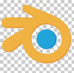 Blender 3D Computer Graphics Rendering Logo PNG