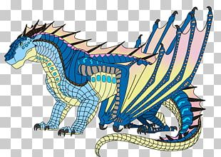 Wings Of Fire Dragon Drawing Art PNG