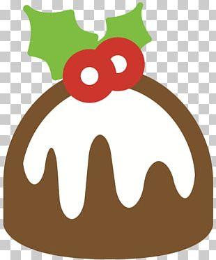 Christmas Pudding Christmas Cake PNG