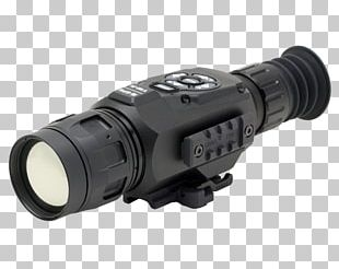 Thermal Weapon Sight Telescopic Sight American Technologies Network Corporation Reticle Night Vision PNG