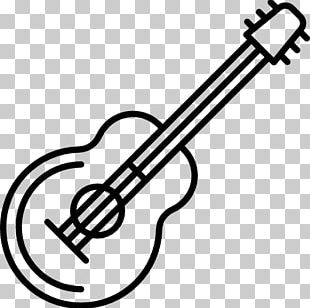 Acoustic Guitar Musical Instruments Jazz Guitar PNG