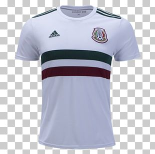 Mexico National Football Team 2018 World Cup T-shirt Jersey PNG