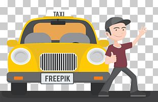 Taxi Uber Driver Chauffeur PNG