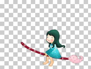 Child Girl Illustration PNG