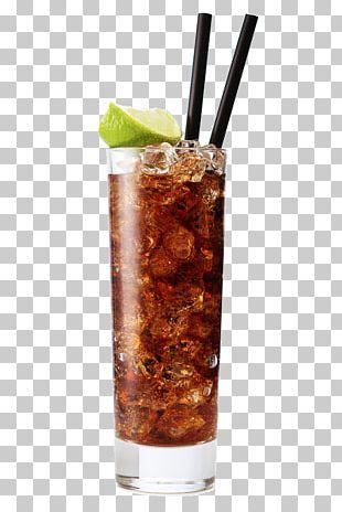 Rum And Coke Cocktail Daiquiri Mojito Vodka PNG