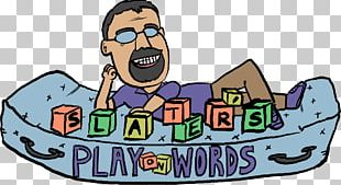 Word Play Human Behavior Recreation PNG