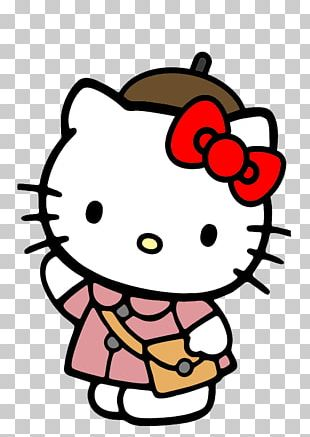 Hello Kitty Online Drawing Coloring Book PNG