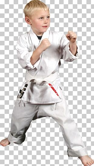 The Karate Kid Dobok Martial Arts Child PNG