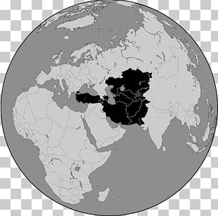 Globe Iran World Map Stock Photography PNG