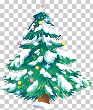 Santa Claus Free!!! Christmas Tree PNG