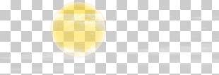 Yellow Lemon Table-glass PNG