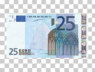 20 Euro Note Euro Banknotes European Union PNG