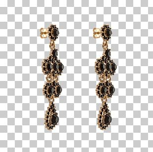 Earring Jewellery Gold Clothing Accessories Gemstone PNG