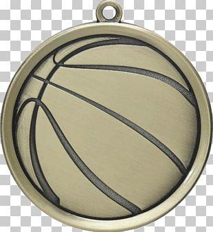 Gold Medal Award Silver Medal Trophy PNG