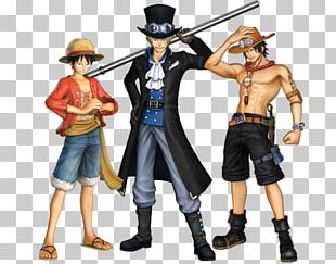 One Piece: Pirate Warriors 3 Monkey D. Luffy Portgas D. Ace Dracule Mihawk PNG