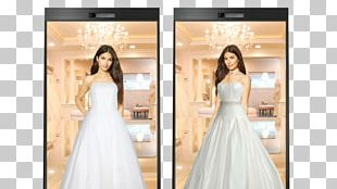 Wedding Dress Gown Party Dress PNG
