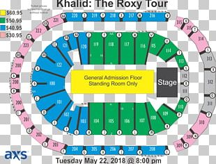 Infinite Energy Arena Man Of The Woods Tour Sports Venue Seating Assignment PNG