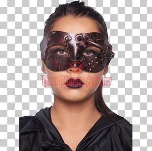 Mask Nose The Terminator Cosplay Halloween Costume PNG
