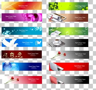 Web Banner Web Design Advertising PNG