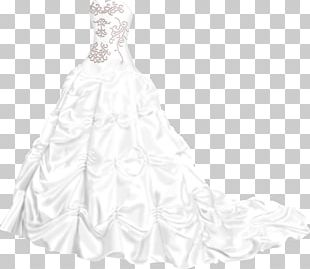 Clothing Wedding Dress Fashion Design Pattern PNG