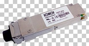 QSFP Small Form-factor Pluggable Transceiver Wavelength-division Multiplexing 10 Gigabit Ethernet XFP Transceiver PNG