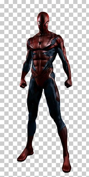 The Amazing Spider-Man 2 Costume Superhero Suit PNG