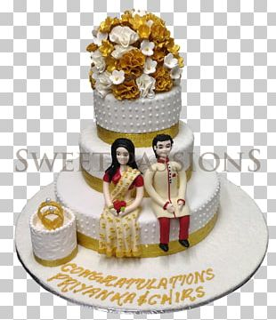 Wedding Cake Buttercream Bakery Torte Birthday Cake PNG