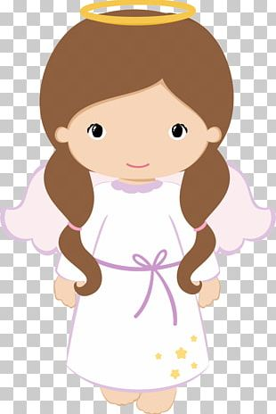 Baptism First Communion Child Angel Confirmation PNG