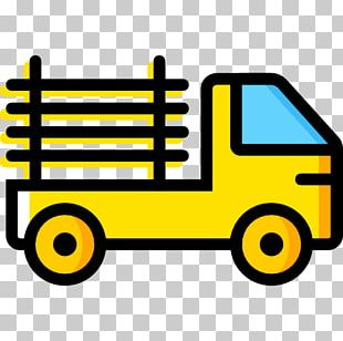 Car Pickup Truck Van Vehicle PNG