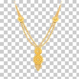 Earring Jewellery Necklace Gold Charms & Pendants PNG